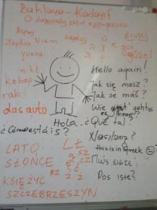 Herzlich Willkommen languages